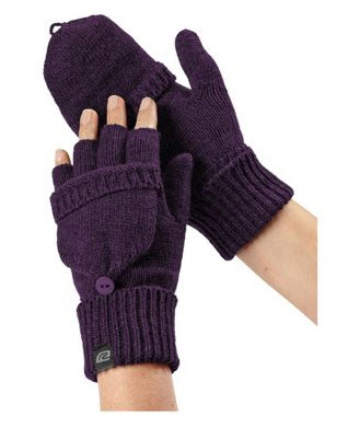 finergless gloves
