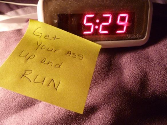 shutup and run