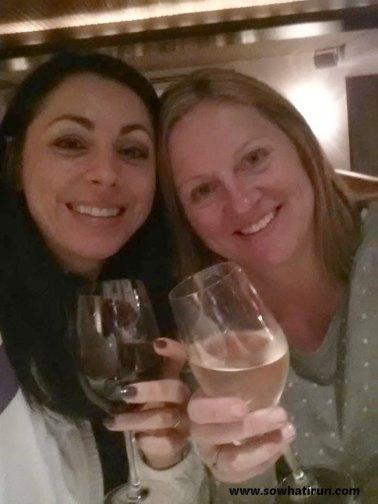 Wine while we wait