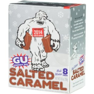 salted caramel gu
